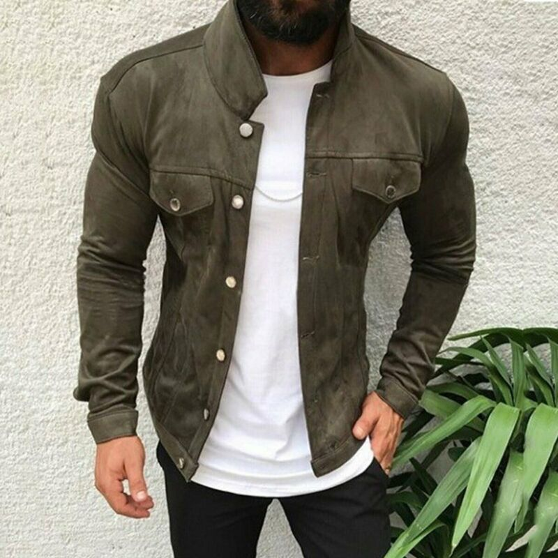 2019 Mens Jackets Spring Autumn Casual Coats Bomber Jacket Slim Fashion Male Outwear Mens Brand Clothing