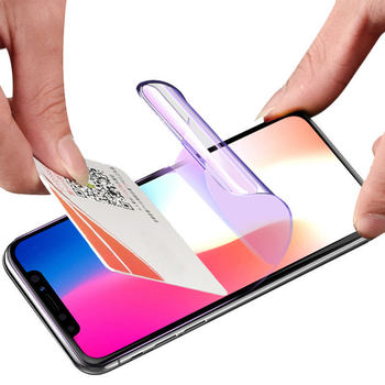 100pcs Front  Hydrogel Film For Samsung Galaxy Note 10 plus Note 10 lite Screen Protector For Galaxy Note 8 Note9 Not glass