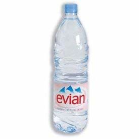 Natürliches Mineralwasser Evian 1,5 L 6 X 1,5 L