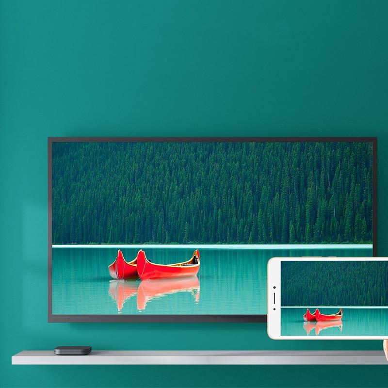 Globale Version Xiaomi Mi TV Box S 4K Android 9,0 Ultra HD Streaming Media Player Google Cortex-A53 Quad Core 2GB + 8GB Top TV Box