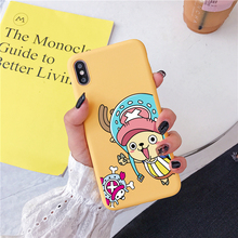 One Piece iPhone Soft Silicone Case (4 Models)