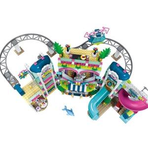 Image 4 - Set de construcción de Hotel Heartlake City para niñas, juego de construcción de bloques de Hotel Heartlake City, 01068, 41347