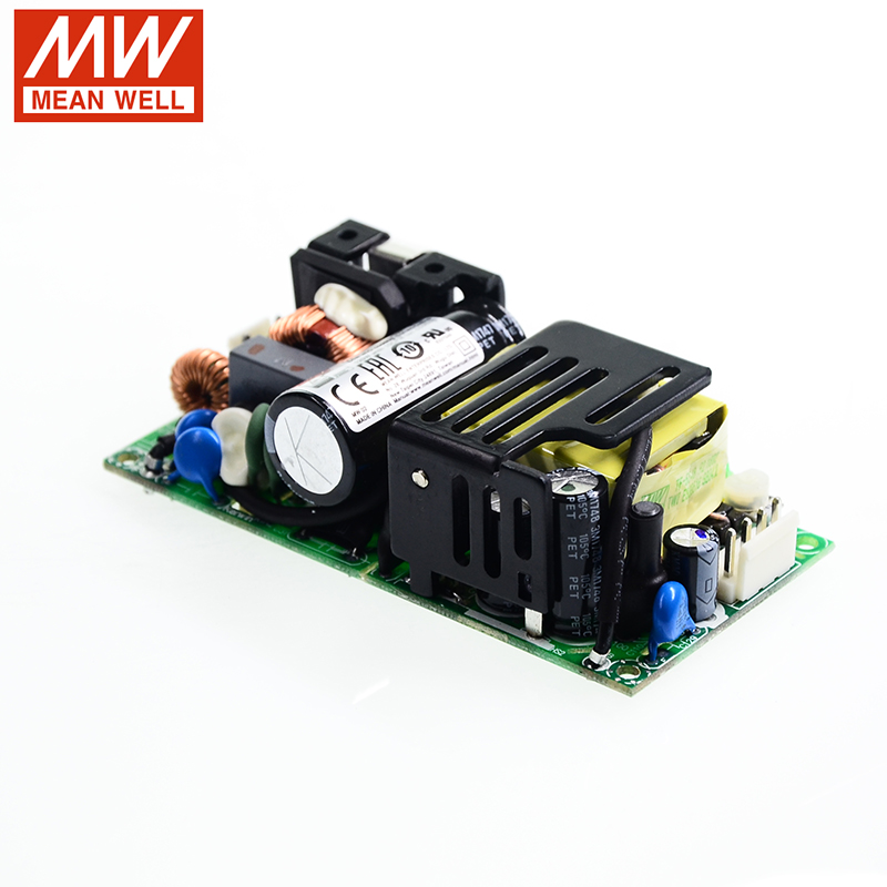 PowerNex Mean Well RPS-300-12 12V 25A Medical Type Green Open Frame Power Supplies