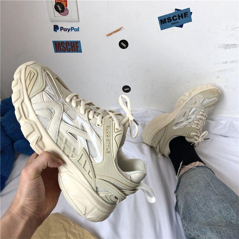 CINESSD EVA zapatillas blancas zapatos de cuña de Mujer Zapatos para mujeres 2020 primavera nuevas zapatillas de plataforma señoras zapatos gruesos mujeres Nuevas Sandalias de plataforma ADBOOV, Sandalias gruesas de verano de suela gruesa para Mujer, Sandalias planas de 2 piezas, Sandalias de Mujer 2019