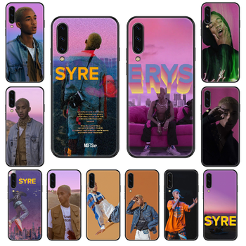 Singer Jaden Smith Phone case For Samsung Galaxy A 3 5 8 9 10 20 30 40 50 70 E S Plus 2016 2017 2018 2019 black 3D cover trend image