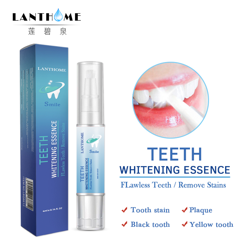 Popular Teeth Whitening Pen Tooth Gel Whitener Bleach Remove Stains Oral Hygiene Cleaning Makeup Maquiagem Tooth  TSLM2