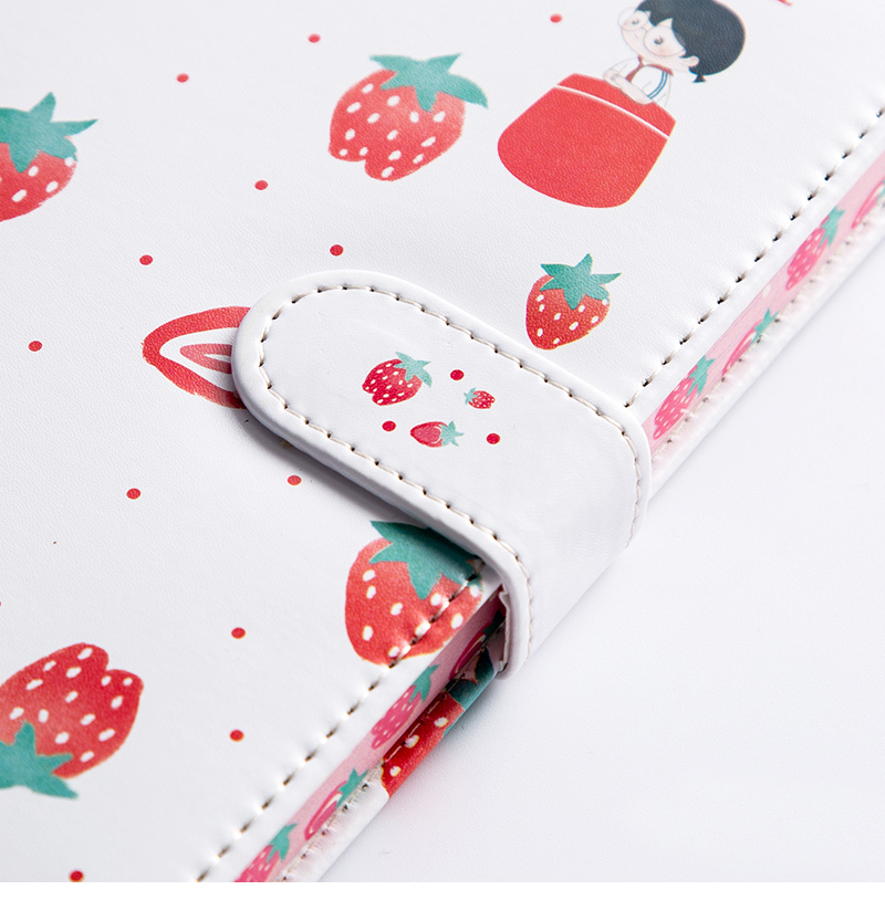 Kawaii Fruit Notebook Planner Diary - Limited Edition