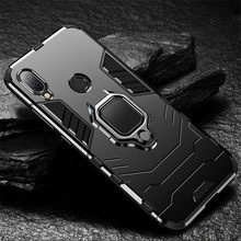 4 in 1 Case on the For Xiaomi Redmi Note 7 7pro Case Cover Shockproof Redmi 7 Note 7 Pro Frosted black Protective Xiomi note7(China)