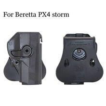 Étui pour pistolet Airsoft tactique, militaire, pour Beretta PX4, tempête, ceinture, sac, accessoires de chasse en plein air