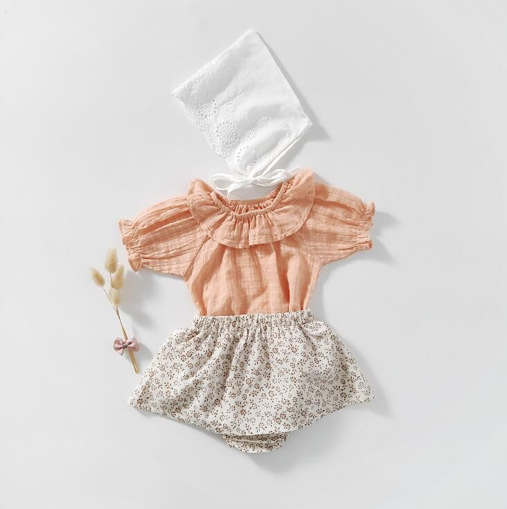 2020-New-Baby-Girls-2-Pcs-Set-Blouse-PP-Shorts-Summer-Girls-Suits-6-24-month (1)