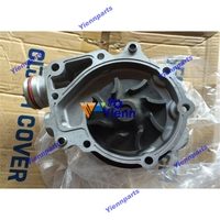 For Isuzu 6HH1 6HH1T Water Pump 115MM 8 94391 598 0 For Truck 8226cc Diesel Engine Repair Parts