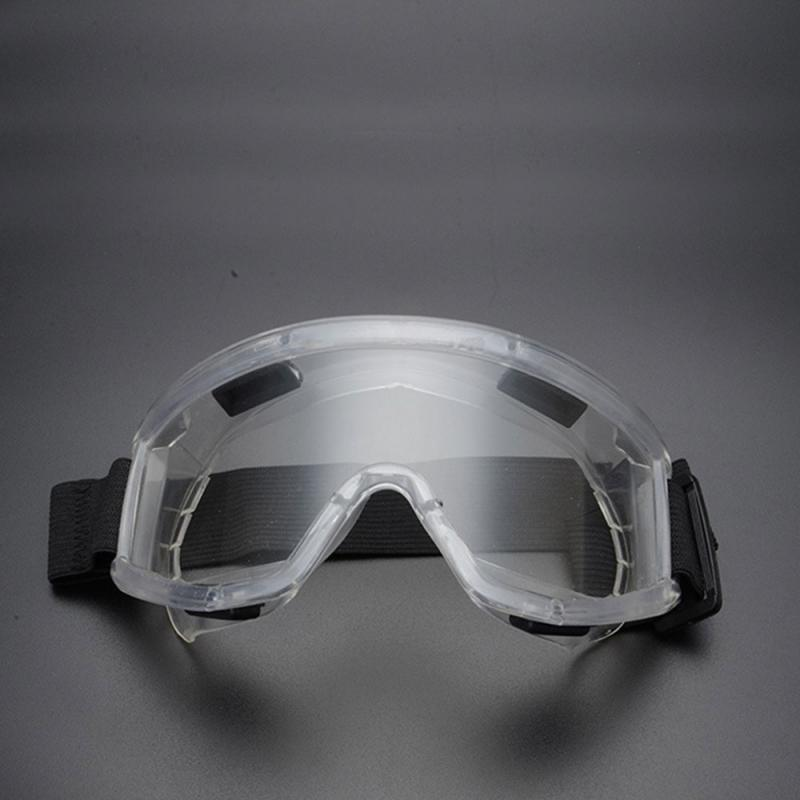 Safety Goggles FFP3 Outdoor Sports Goggles Pk Respirator N95 FFP2 KN95 Motorcycle Windshield Sand Ski Goggles Eye Protection HOT
