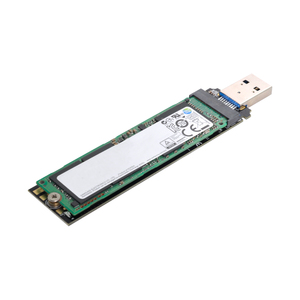 Image 5 - CY USB 3.0 إلى NVME M مفتاح M.2 NGFF SATA SSD خارجي PCBA محول علبة شرائح RTL9210B