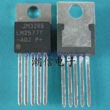 5 pçs/lote LM2577T-ADJ LM2577-ADJ LM2577T LM2577 TO-220-5 novo original Em Estoque