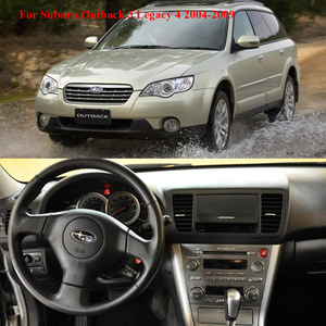 Автомагнитола 2din, мультимедийный видео плеер, навигация, gps, Android 8,1 для Subaru Outback 3 Legacy 4 2004 2005 2006 2007 2008 2009