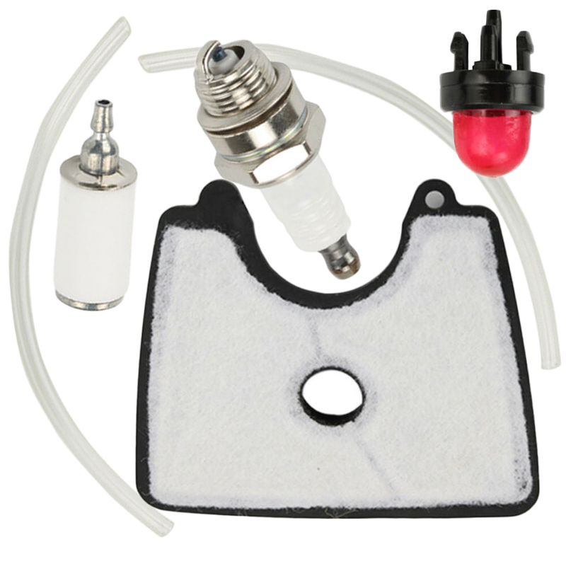 Air Filter Tune Up Kit For Husqvarna 125B 125BVX 125BX Blower Replacement