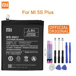 Image 1 - שיאו mi BM37 לשיאו mi mi 5S בתוספת בינלאומי גרסה נייד סוללה 3800mAh קיבולת גבוהה PCB ליתיום פולימר סוללה