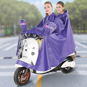 Waterproof Scooter Jacket Raincoat Women Pants Set Ladies Hooded Raincoat Pink Stylish Chubasquero Mujer Raincoats Poncho OO50YY