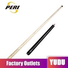 PERI Jump Cue Stick 14 mm 105 cm 9 oz Canadian Maple 5A+ Wood Uni-Loc Billiard Kit Break 10 Pieces Technology