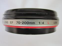 new For Canon EF 70-200mm F/4 L IS USM Lens Front Barrel UV Tube Ring Assy Repair Parts