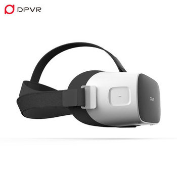 DeePoon P1 PRO ALONE HMD 3D VR Headset Immersive Virtual Reality Glasses 2.5K Fast-switch LCD 3