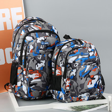 2 размеры рюкзак водонепроницаемый школа сумки девочки мальчики дети книга сумка камуфляж дети Mochila Escolar школьный портфель