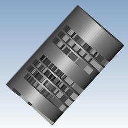 Солнечные часы, показывающие цифровое Время, на заказ, цифровые модели, 3D печать, услуги, Обучающие инструменты ST3013