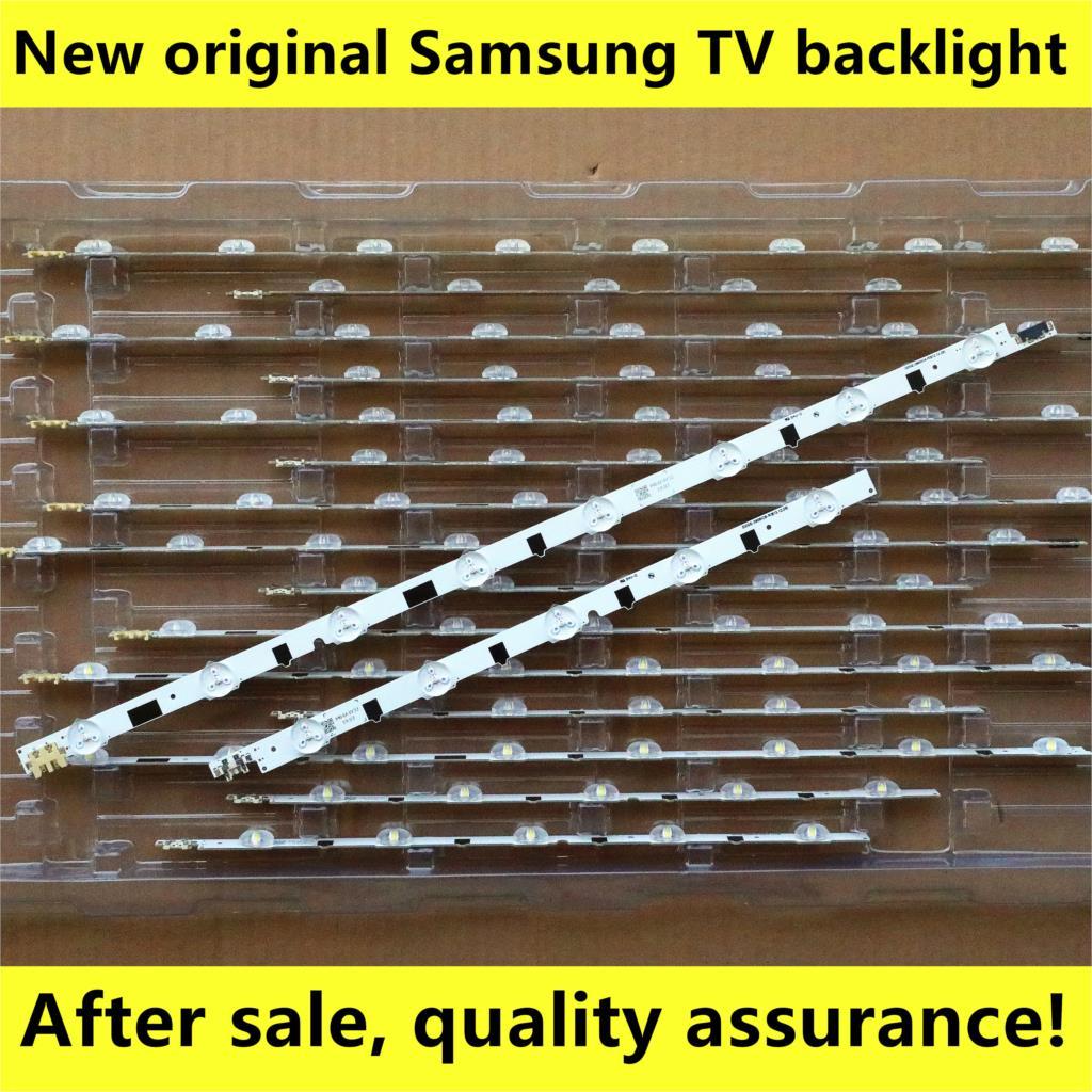 802mm tira de lámpara de retroiluminación LED 13 leds para Sam sung 39 pulgadas TV UA39F5008AR CY-HF390BGAV2H 2013dvs39f L8 REV1.8 D2GE-390SCA-R3 Tira de retroiluminación LED para Samsung de 39