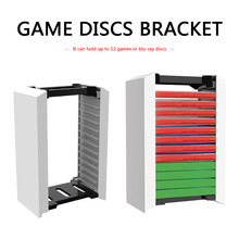 Storage-Bracket-Holder Game-Accessories Gaming-Disk Xbox-One Switch Cd-Discs PS5