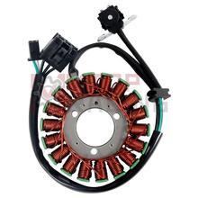 מגנטו מנוע גנרטור גלגל מכון סליל עבור Kawasaki NINJA250 NINJA300 2013 2014 2015 2016 2017 גנרטור טעינת Assy