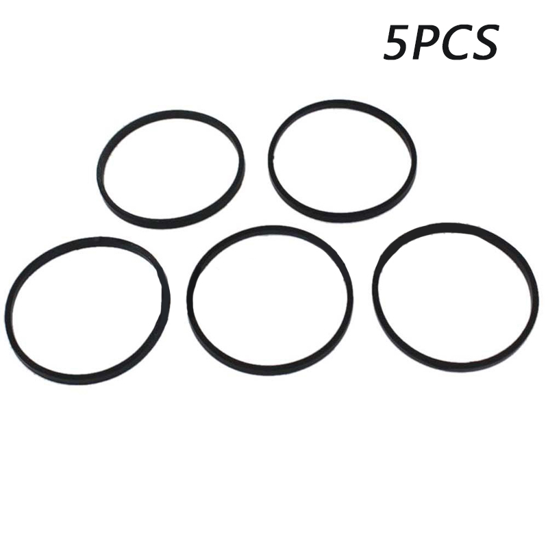 5pcs Black Carburetor Float Bowl Gaskets For Tecumseh 631028 631028A 631867 Lawnmower Parts Power Equipment Accessories