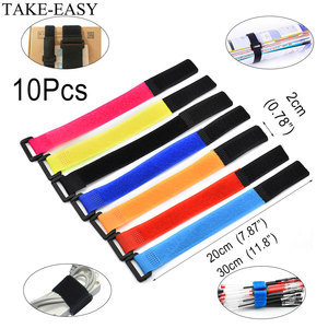 TAKE-EASY 10Pcs Adhesive Loop