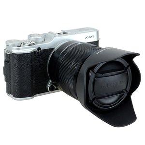 Image 5 - 후지 필름 xc 16 50mm f/3.5 5.6 용 가역 꽃 렌즈 후드 ois ii 렌즈 xt30 xt20 xt10 xa20 xa5 xa3 xa2 xa10 xa1 xa1