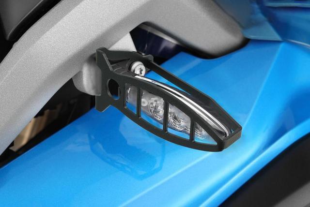 защитный чехол для переднего светодиодного поворотного сигнала фотография