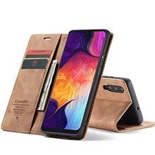 Роскошный магнитный матовый износостойкий кошелек кожаный чехол для телефона samsung Galaxy A50 A70 A80 A90 A40 A30 A20E чехол с откидной крышкой