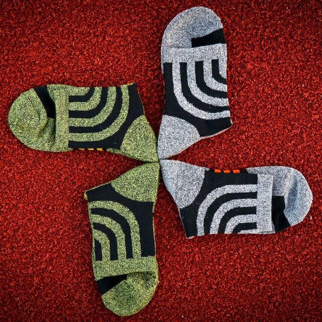 Тёплые зимние мужские носки с начёсом 6