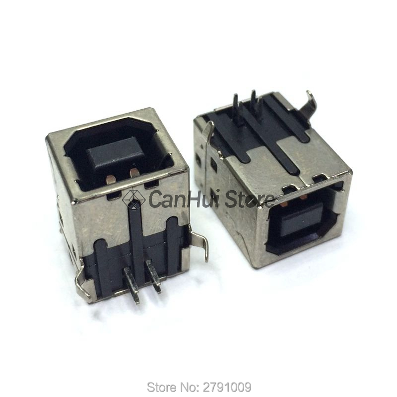 Cable Length: Other Occus Yoton 1Piece New USB 2.0 Female Type A 4 Pin PCB Connector 180 Degree DIY Flat Mouth