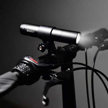 Original Xiaomi Flashlight 1000LM 5 Models Zoomable Multi-function Brightness Portable EDC with Magnetic Tail Bike Light