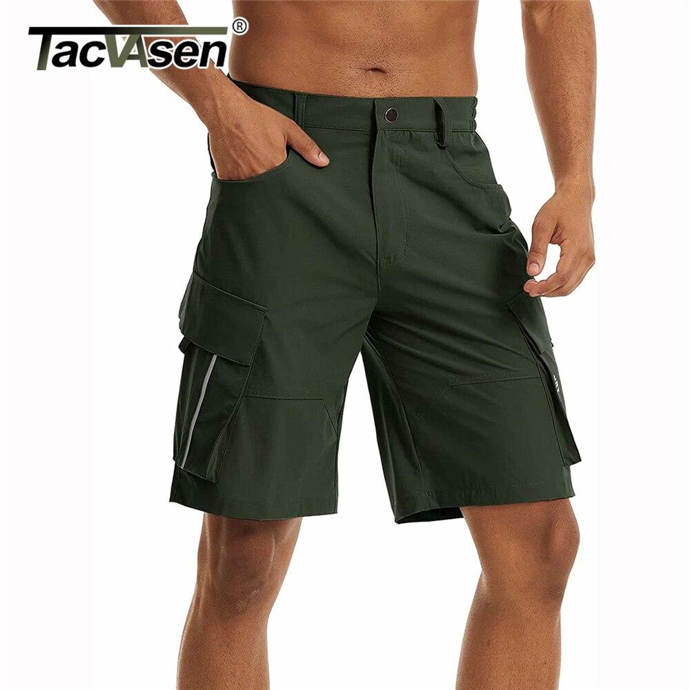 TACVASEN Mens Summer Cargo Hiking Shorts 2