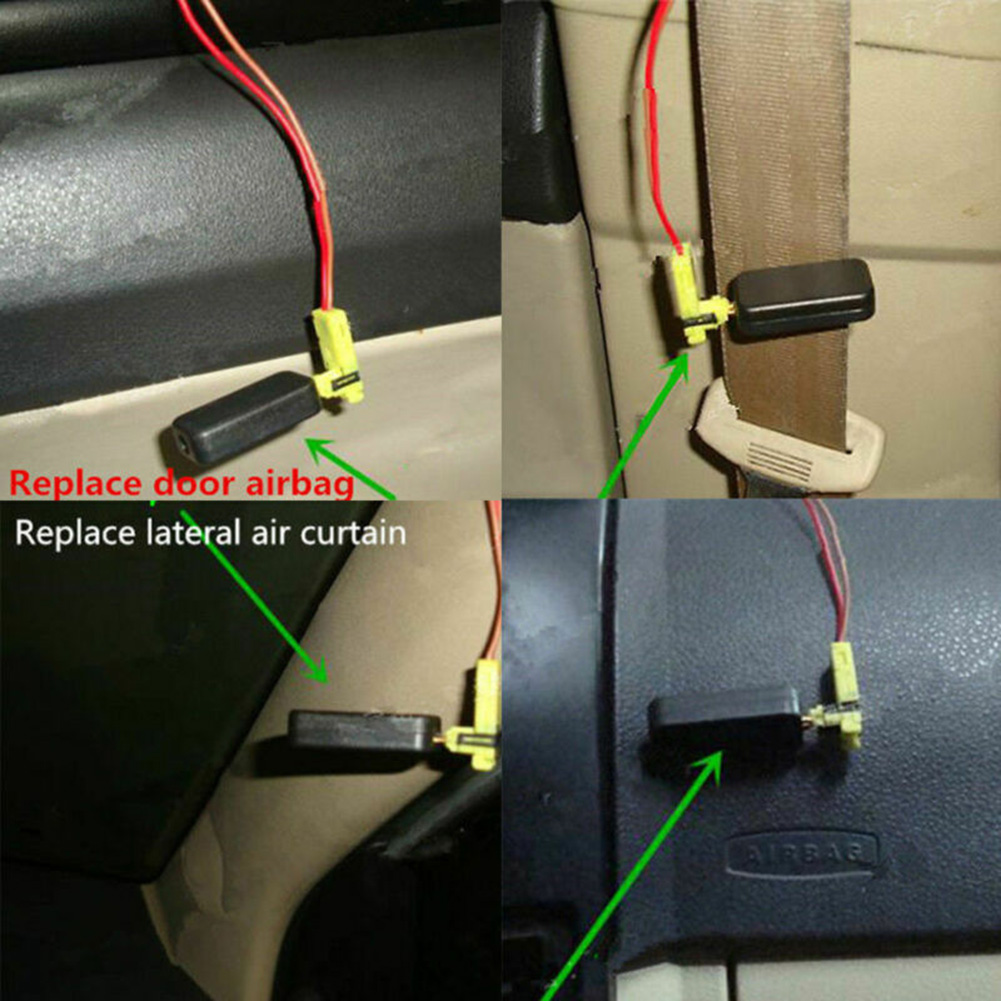 Universal Tester Auto Zubehör SRS Airbag Simulator Widerstand Bypass Fehlersuche Diagnose Instrument Für Lkw SUV Off-Road
