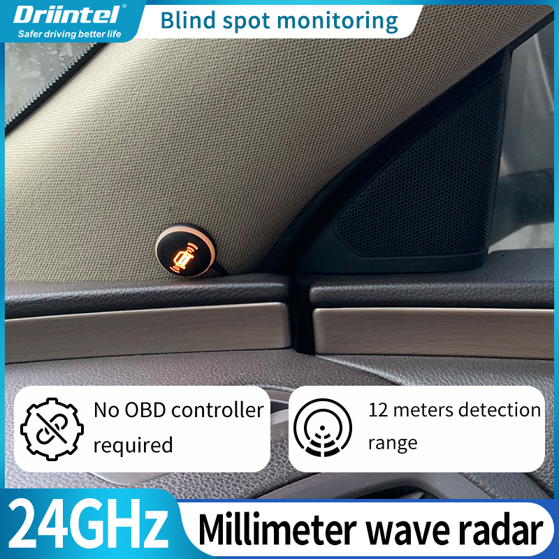 Driintel миллиметрового радар слепое пятно мониторинга BSA BSD BSM целом поможет безопасность вождения смены полосы движения