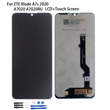 Original For ZTE Blade A7s 2020 LCD Display Touch Screen  A7020 A7020RU Digitizer Assembly For ZTE BLADE A7s 2020 Screen LCD