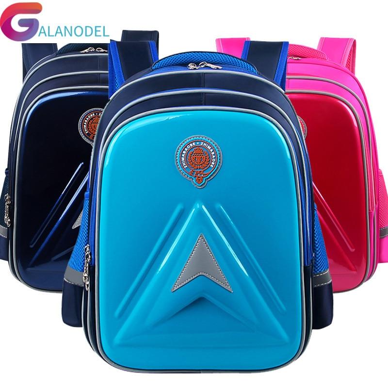 Children Orthopedic School Bag For Teen Boys And Girls High Quality Nylon Waterproof School Backpack Mochila Escolar