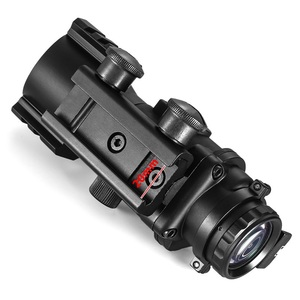 Image 4 - 4x32 Acog Riflescope 20mm Dovetail Reflex Optics Scope Tactical Sight For Hunting Gun Rifle Airsoft Sniper Magnifier