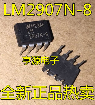 5 PCS new authentic LM2907 LM2907N - 8 DIP8 voltage frequency converter for quality assurance image