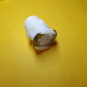 Image 3 - 1 قطعة 1/8 1/4 3/8 CPC أنثى سريعة قطع NPT مترابطة البلاستيك CPC موصل سريع مع صمام
