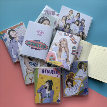 75 Pages OH MY GIRL New Album NONSTOP Notebook Dairy Book Stationery BINNIE School Supply jh550 image