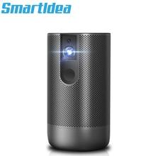 Smartldea D29 przenośny 3D projektor dlp native Full HD 1920 1080p ręczny z systemem Android wifi 4K statek wbudowaną baterię domu projektor Proyector