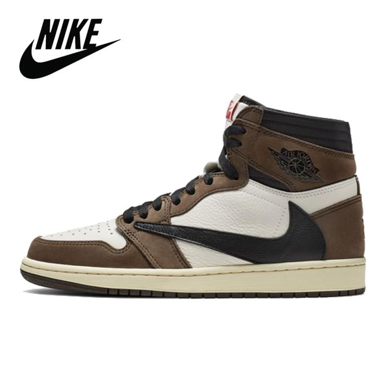 Nike Air Jordan 1 Retro High OG Men's Basketball Sneakers Unisex ...