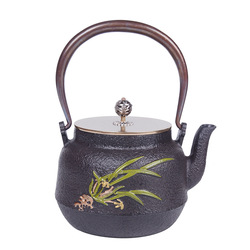 Theepot, waterkoker, hot water theepot, ijzer theepot, gift collection, Kung Fu thee set.